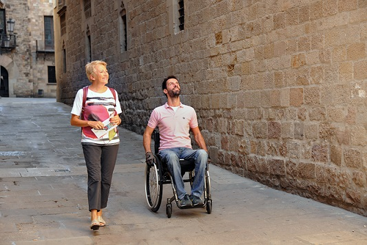 Walk through the Gothic Quarter